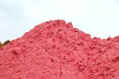 Sand pile Stock Photo