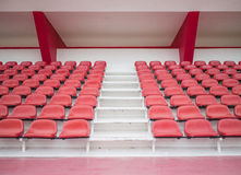 Stand stadium Royalty Free Stock Images