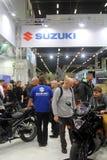 Stand of Suzuki Stock Image