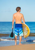 Stand Up Paddle Board Stock Images