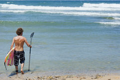 Stand Up Paddle Surf Stock Photos