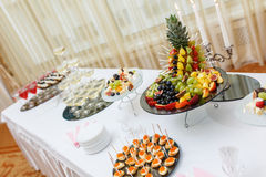 Stand-up party Stock Images