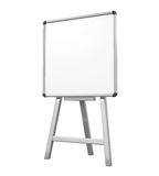 Stand Whiteboard Stock Photography