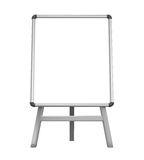 Stand Whiteboard Royalty Free Stock Photography