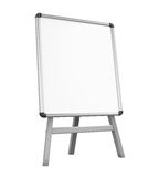 Stand Whiteboard Stock Image