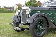 Standard avon 10 vintage car Royalty Free Stock Images