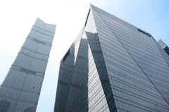 Standard Chartered Bank in Beijing Royalty Free Stock Photography