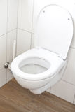 Standard clean toilet Stock Images