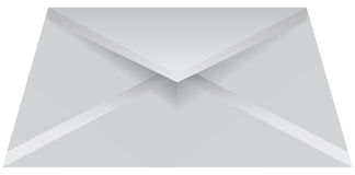 Standard envelope Stock Images