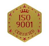 Standard ISO 9001 Lizenzfreie Stockfotos
