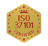 Standard ISO 37101 Lizenzfreie Stockfotografie