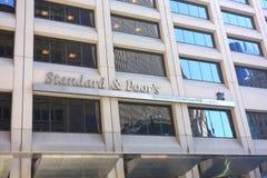 Standard & Poor Fotografia de Stock