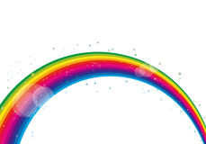 Standard rainbow Stock Photos