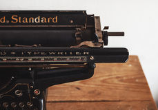 Standard skrivmaskin Arkivbild