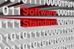 Standard-Software Stockfotos