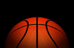 Standard tournament basket ball Royalty Free Stock Images