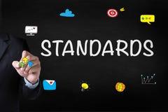standardy Zdjęcia Stock