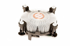 Standart CPU cooler Royalty Free Stock Image