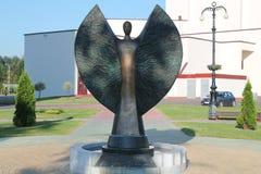 standbeeld Stock Afbeelding