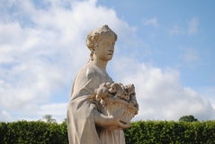 standbeeld Royalty-vrije Stock Afbeeldingen