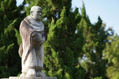standbeeld Royalty-vrije Stock Fotografie