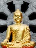Standbeeld Boedha Royalty-vrije Stock Foto
