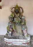 Standbeeld, Chua Thien Mu Pagoda in Tint, Vietnam royalty-vrije stock foto