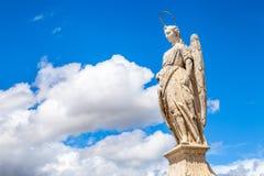 Standbeeld in Cordoba royalty-vrije stock fotografie