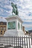 Standbeeld in Kopenhagen Royalty-vrije Stock Afbeeldingen