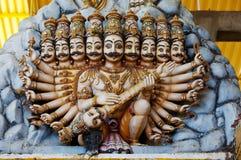 Standbeeld op Sri Lanka Royalty-vrije Stock Afbeeldingen