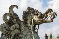 Standbeeld op Sri Lanka Stock Foto