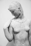 Standbeeld in Parijs Royalty-vrije Stock Afbeelding