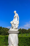 Standbeeld in park Sanssouci, Potsdam, Duitsland Royalty-vrije Stock Foto's