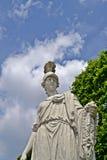 Standbeeld, Schönbrunn Stock Afbeeldingen