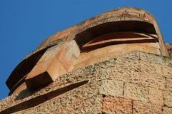 Standbeeld in Stepanakert, Nagorno Karabakh royalty-vrije stock foto's