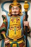 Standbeeld in tempel in Hanoi Vietnam stock afbeeldingen