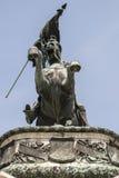 Standbeeld van Aartshertog Charles Royalty-vrije Stock Fotografie