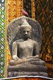 Standbeeld van boeddhistisch royalty-vrije stock foto's