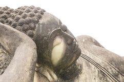 Standbeeld van Boedha Stock Foto's