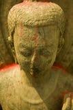 Standbeeld van Boedha in Nepal Stock Afbeeldingen