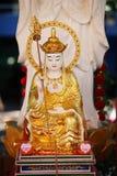 Standbeeld van Budha Royalty-vrije Stock Fotografie