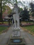 Standbeeld van Charles de tweede Royalty-vrije Stock Afbeeldingen