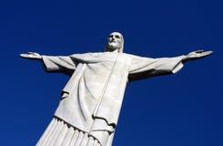 Standbeeld van Christus de Verlosser Royalty-vrije Stock Afbeelding