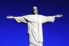 Standbeeld van Christus de Verlosser Royalty-vrije Stock Afbeeldingen
