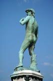 Standbeeld van David van Michelangelo royalty-vrije stock fotografie