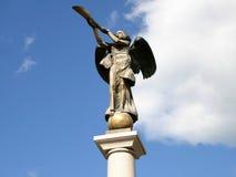 Standbeeld van de engel Royalty-vrije Stock Fotografie
