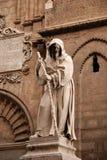 Standbeeld van de Kathedraal van Palermo Royalty-vrije Stock Fotografie