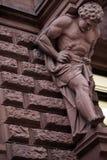 Standbeeld van de mythologie het Griekse God royalty-vrije stock foto's