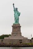 Standbeeld van de Stad van New York van de Vrijheid Stock Fotografie
