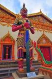 Standbeeld van Deity Royalty-vrije Stock Fotografie